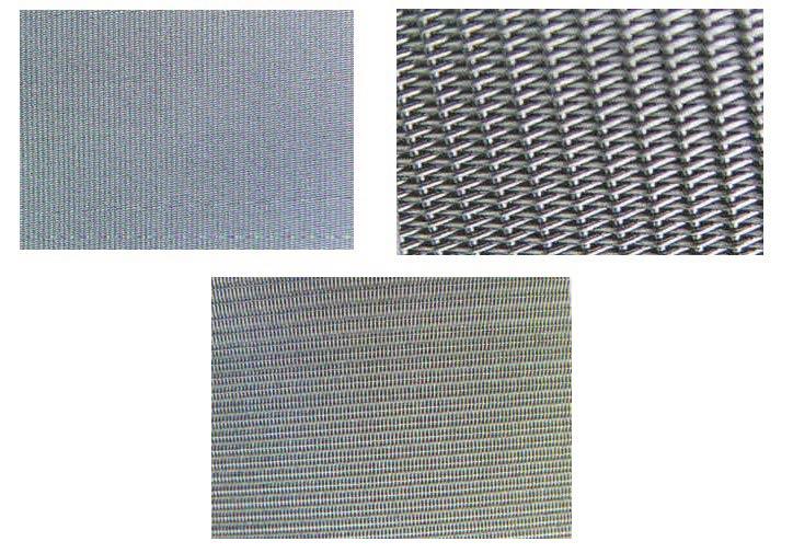Reverse Dutch Weave Belt
