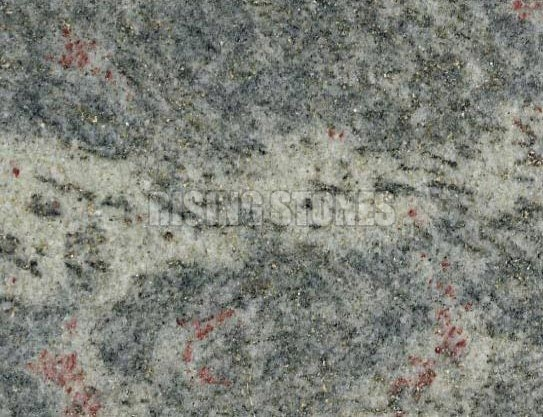 Green Granite Stone : Tropical green granite stone