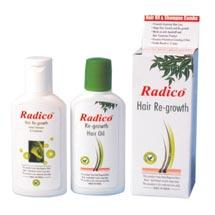 Radico Hair Fall Control Oil