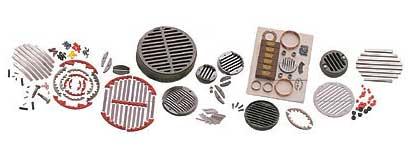 Air Compressor Spring Plates