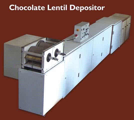 Chocolate Lentil Depositor