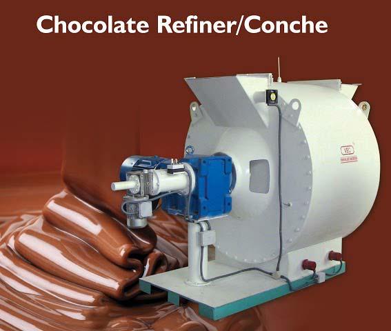 Chocolate Refiner Conche