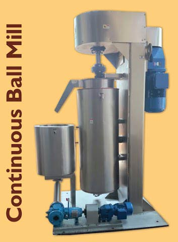 Continues Ball Mill