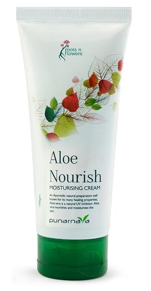 Aloe Nourish Moisturising Cream