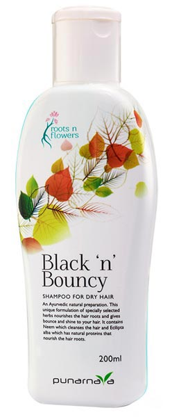 Black n Bouncy Shampoo