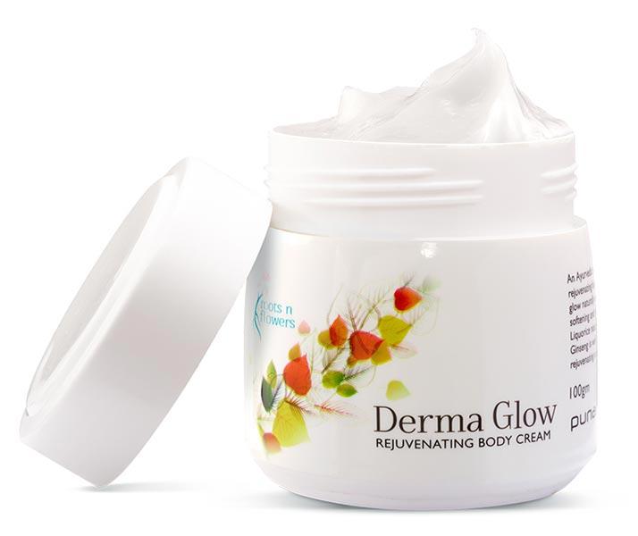Derma Glow Rejuvenating Body Cream
