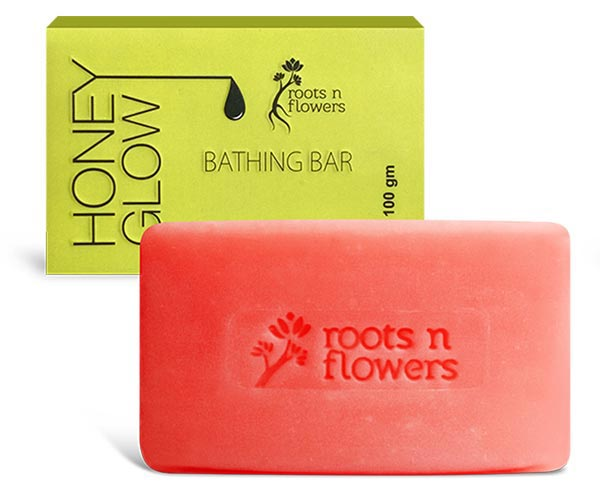 Honey Glow Bathing Bar