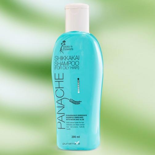 Panache Shikkakai Shampoo