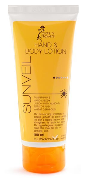 Sunveil Hand & Body Lotion