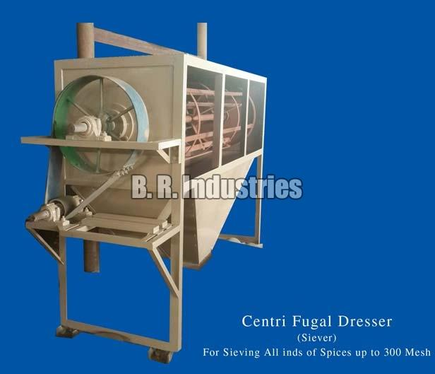 Centrifugal Dressing Machine