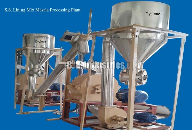 Meet Grinding Plant : Grinding plants spice machine mill