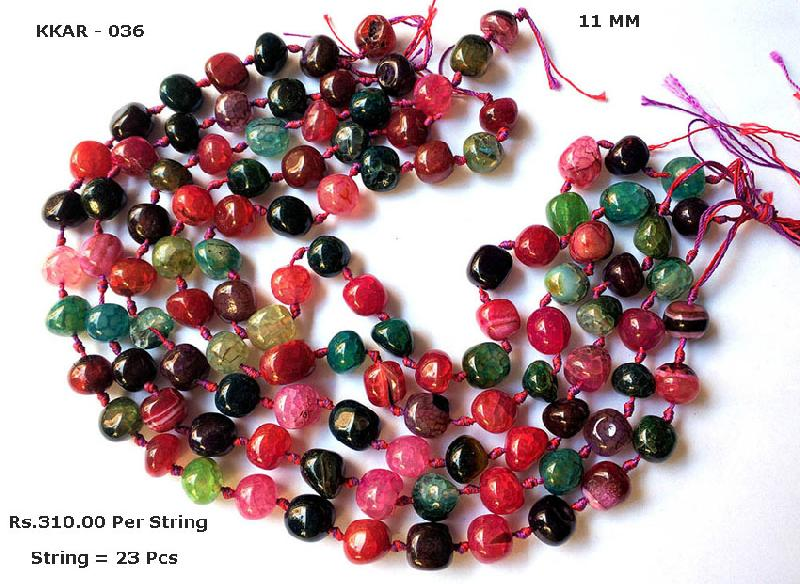 Onyx Nuggets Beads