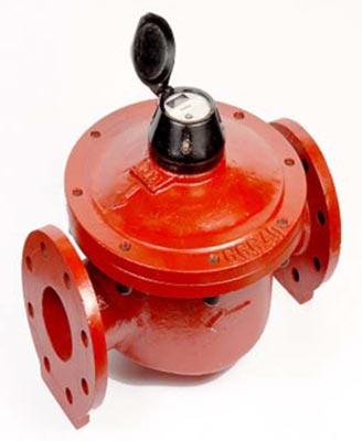 Ring Piston Flow Meter