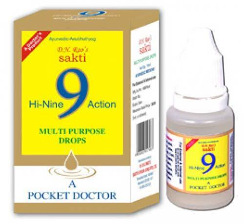 D.N.Rao's Sakti Hi-Nine Action Multipurpose Drops