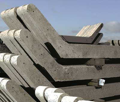Concrete Fencing Post