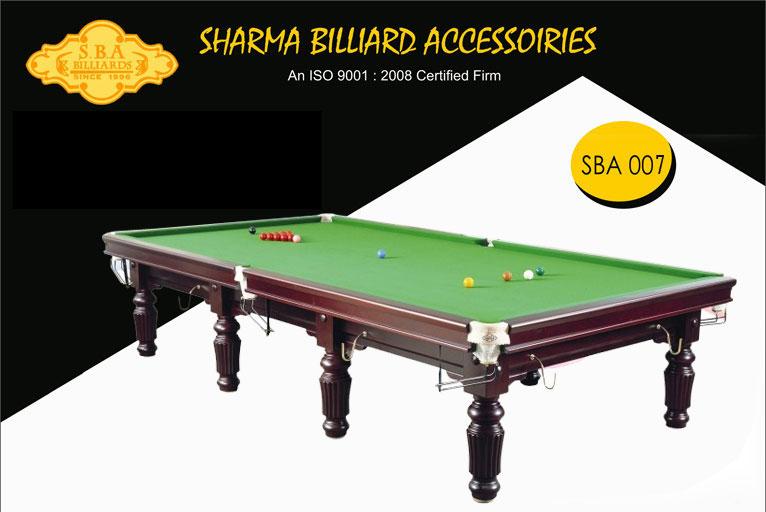 SBA S-007 Snooker Table