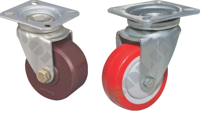 Eyelet Caster Wheels