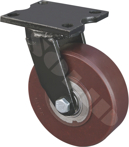 Fabricated Caster Wheels (DTB Series)
