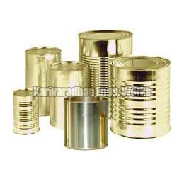 Open Top Sanitary Cans