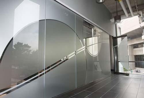 Decorative Glass Films