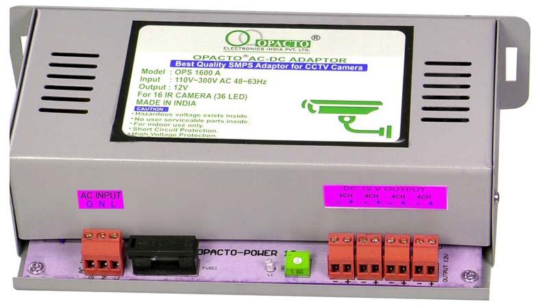 CCTV Camera SMPS (OPS 1600 A)
