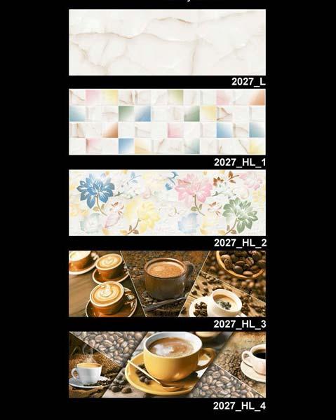 Digital Wall Tiles 200x600mm