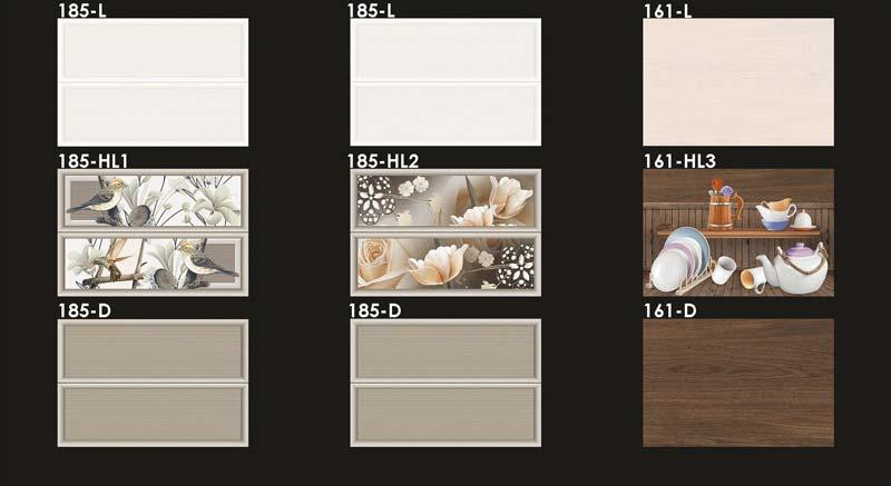Digital Wall Tiles 300x450mm 04
