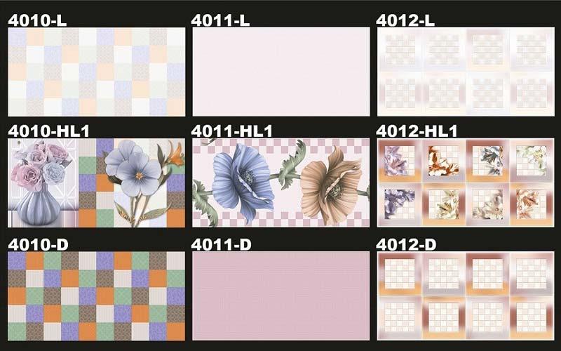 Digital Wall Tiles 300X600mm 06