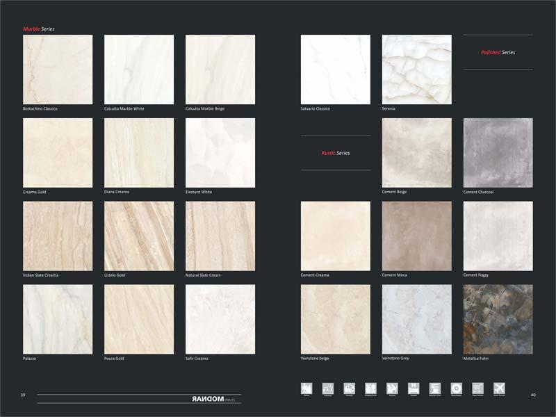 Full Polished Glazed Porcelain Tiles 600X600mm 03