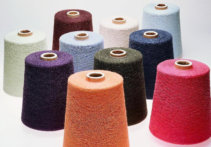 Dyed Yarn 02