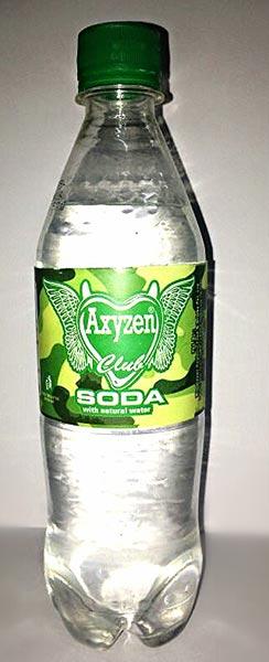 Flavoured Soda