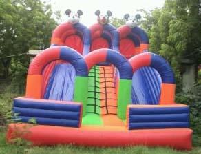 Jump N Slide Bouncer