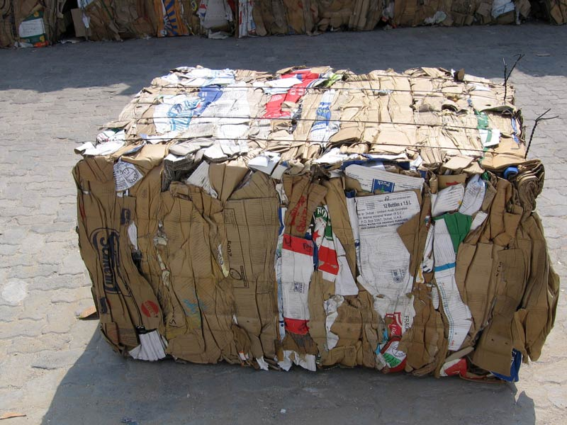 Waste paper buyers in dubai Research paper Sample - July