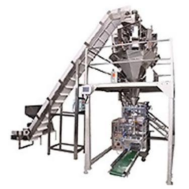 Multi Head Collar Type Packaging Machine