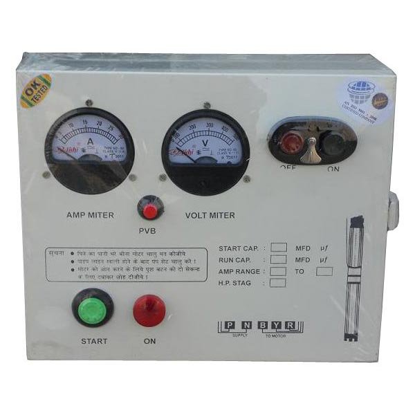 Submersible Pump Control Panels Exporters