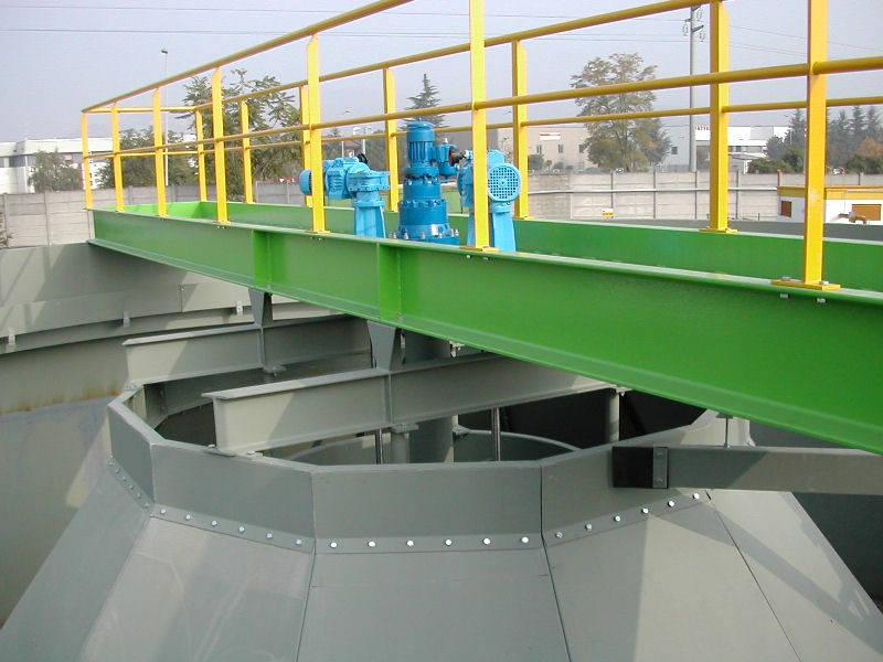 High Rate Solid Contact Clarifier