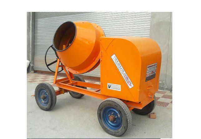 Concrete Mixing Machine 02