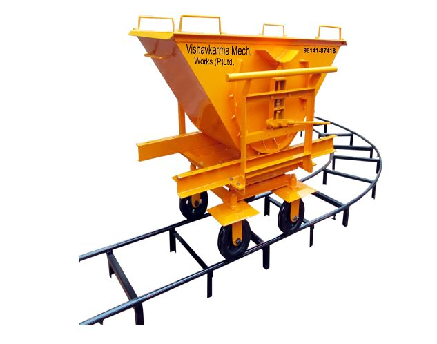 Track System For Construction Equipments