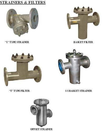 Industrial Strainer