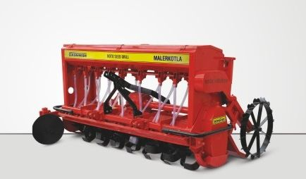 Dasmesh Roto Seed Drill