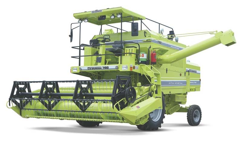 Dasmesh (7100) Self Propelled Combine Harvester