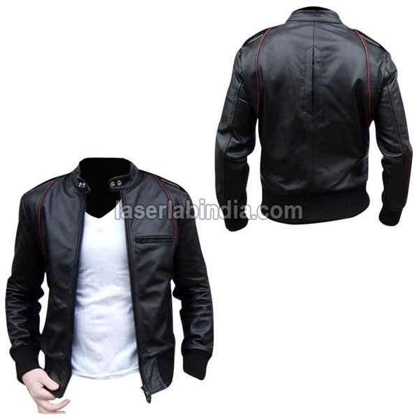 Leather jackets designer – Modern fashion jacket photo blog