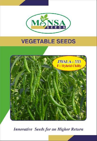 Chilli Seeds (Jwala - 333) 03