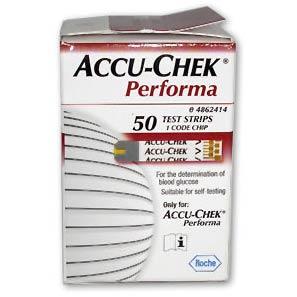 Accu Chek Performa 50