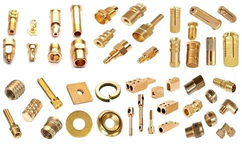 Brass Mechanical Parts