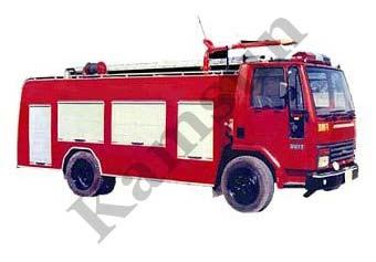 Water Cum Foam Fire Tender