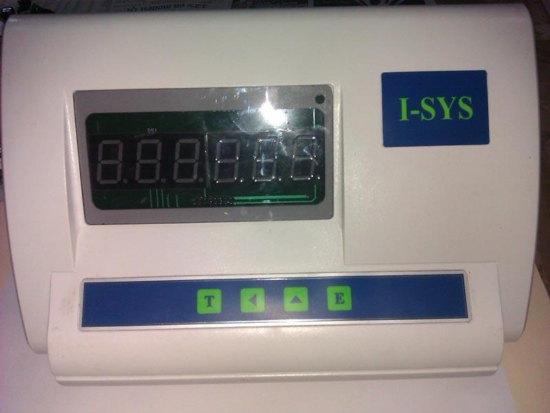 I-SYS Weighing Indicator