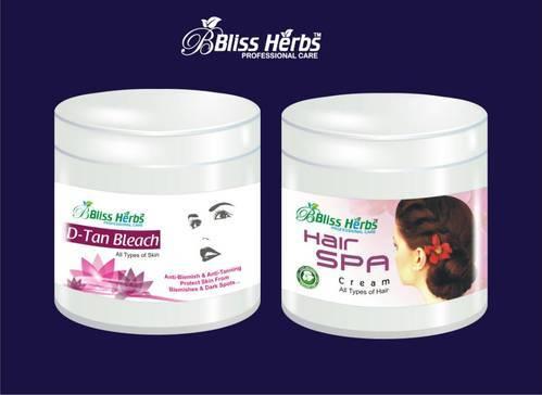 Bleach & Hair Spa Cream