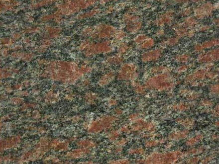 Brown Purpari Granite Slab