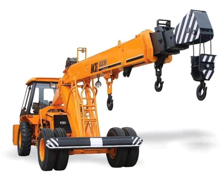 Crane Rental For Loading